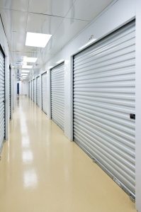 Climate Controlled storage units at Dymon Self Storage