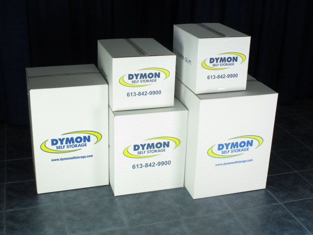 Dymon Self Storage boxes & Need Packing and Moving Supplies? Dymon Self Storage can help! u2013 The ...
