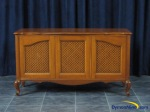 DymonMine Vintage Record Player Cabinet