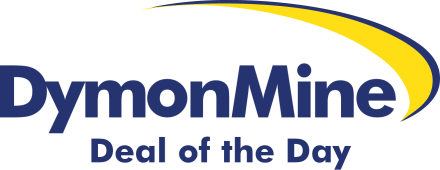 DymonMine Deal of the Day