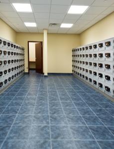 Dymon Security Vault Room