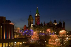 Holidays in Ottawa