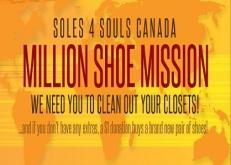 Dymon Storage Sponsors Soles4Souls-Canada