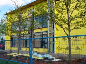 Coventry Rd Ottawa Dymon Storage upgrades