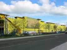 Self storage facility on Coventry Rd Ottawa