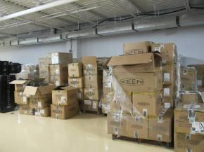 shoe donations in Ottawa