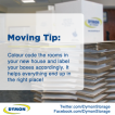 Moving packing tip