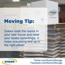 Moving packing tip