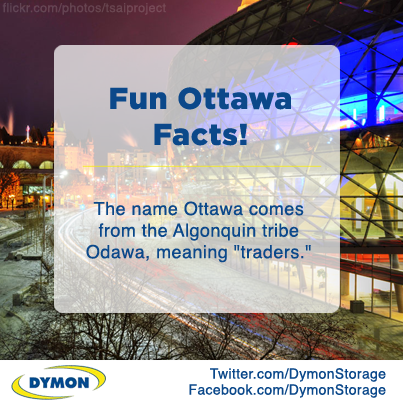 Fun Ottawa Facts!