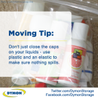 Tips for stress free move