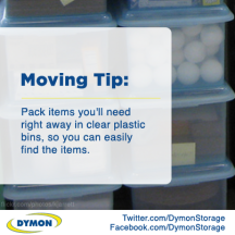 Ottawa Moving tips